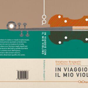 """Il libro """"In viaggio con il mio violino"""""""